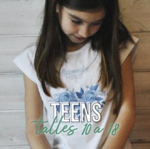 Botón Teens